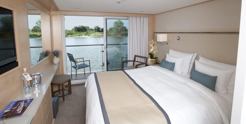 Viking River Cruises Aegir Veranda Stateroom