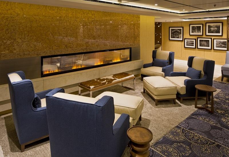 Viking Ocean Explorers Lounge