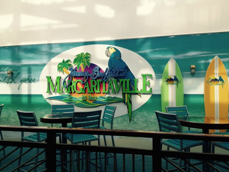 Jimmy Buffett's Margaritaville at Sea Bar