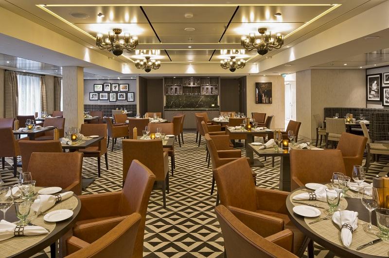Viking Ocean Manfredis Italian Restaurant