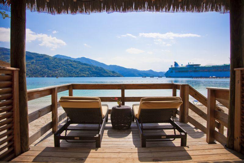 Labadee, Haiti, Royal Caribbean Private Islands with Cabanas