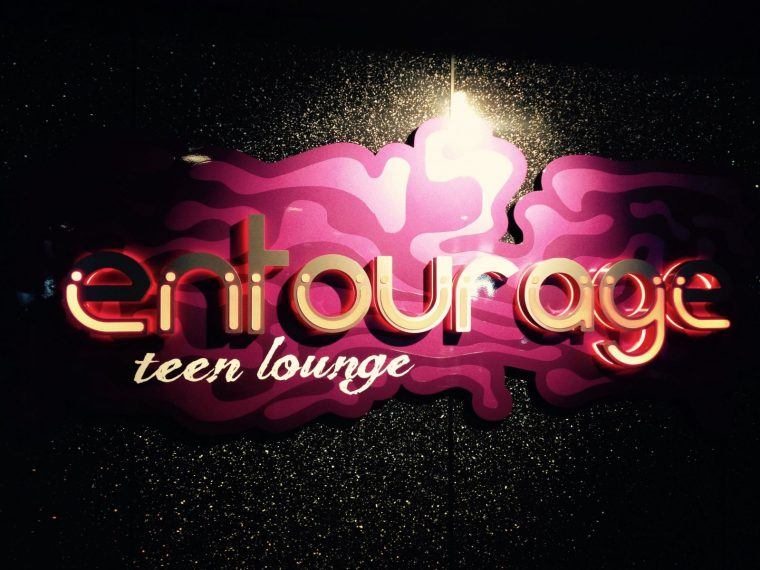 Entourage Kids Club, NCL Escape