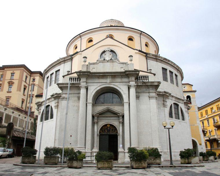 """Cathedral st. Vitus in Rijeka, Croatia"""
