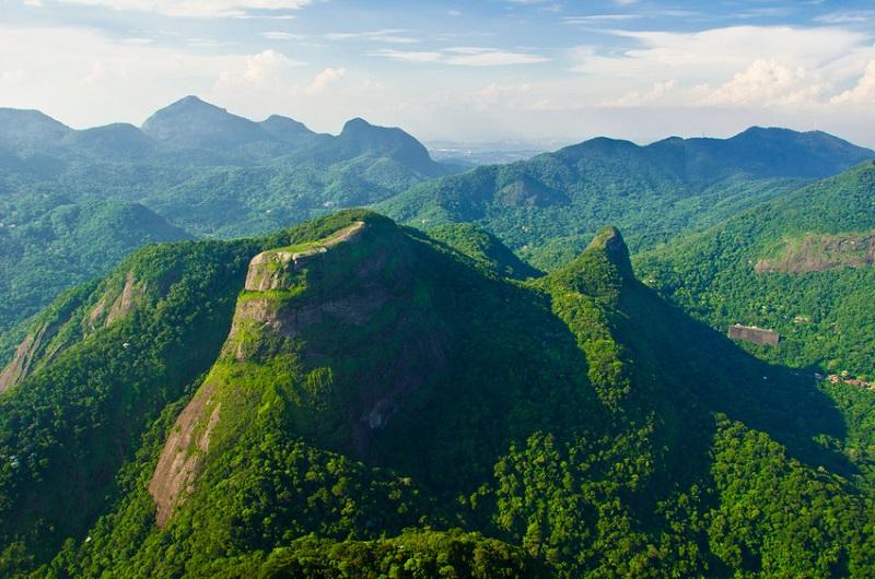Pedra Bonita Mountain, Tijuca National Park