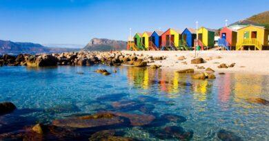St James Beach, Cape Town