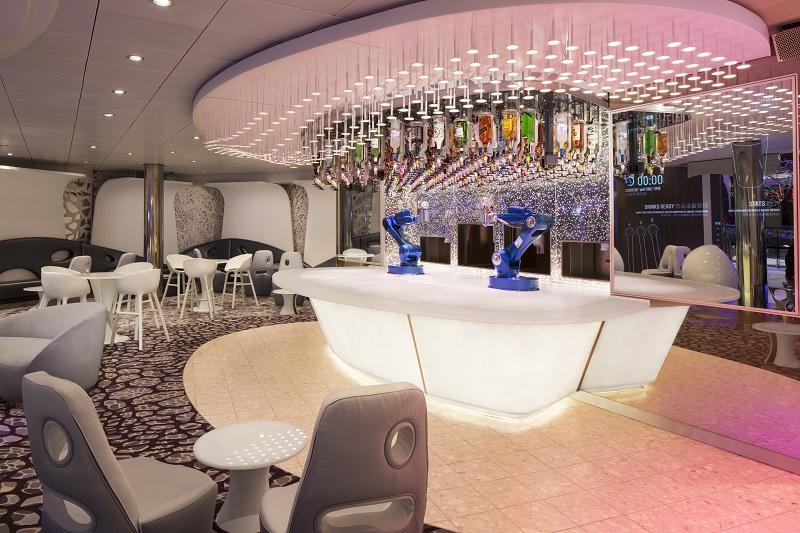 Bionic Bar, Harmony of the Seas