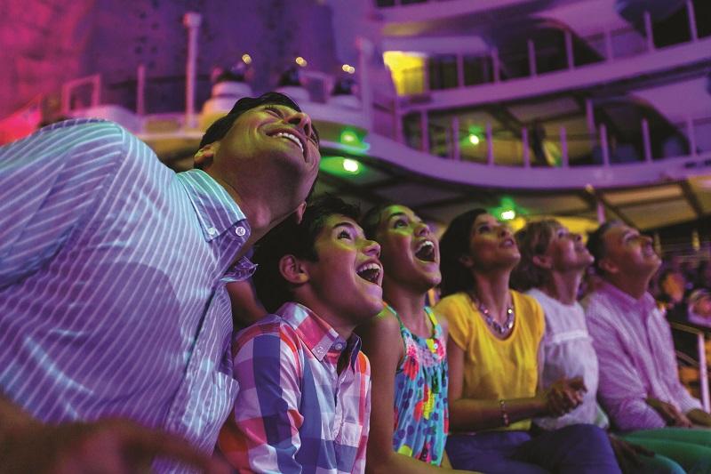 Aqua Theatre, Harmony of the Seas