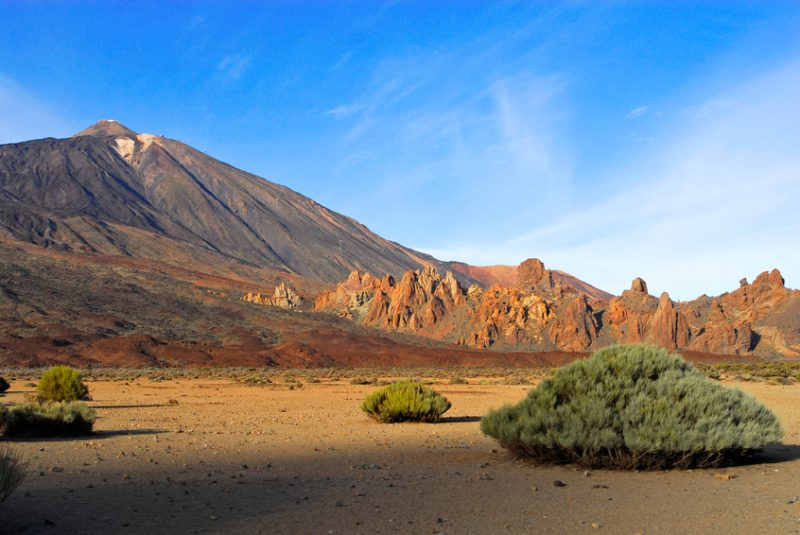 Teide volcano, Canary Islands, Tenerife