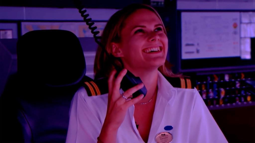 Lauren Corston, The Cruise