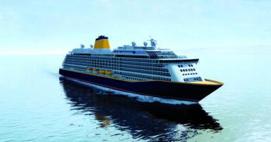 Saga Cruises new ship