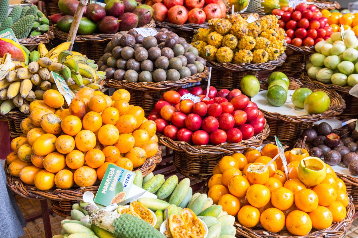Madeira Food Market
