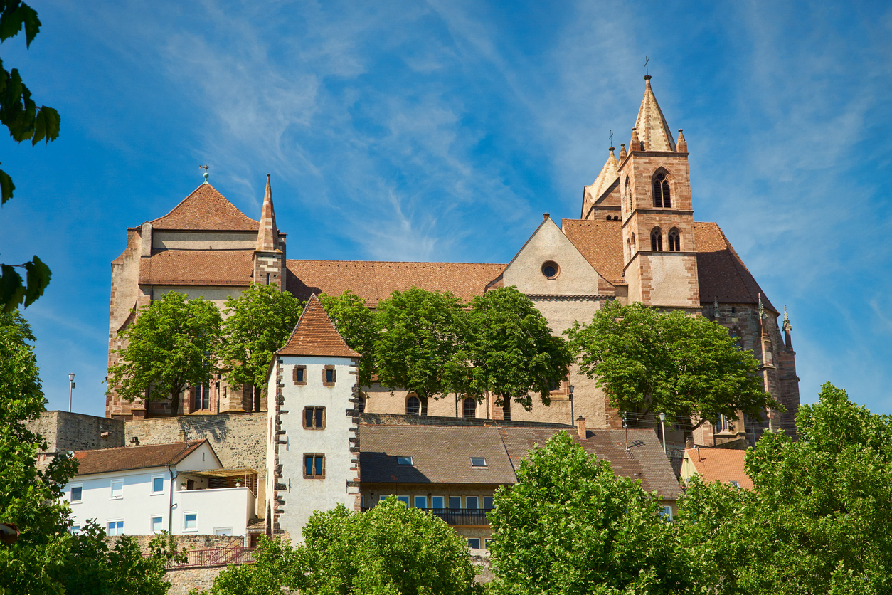 Stephans Cathedral in Breisach