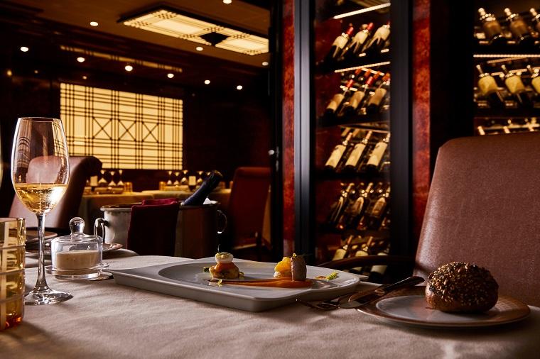 Silver Muse La Dame, Relais et Chateaux, R&C, Fine Dining La Dame, French, Fine Dining, Relais & Chateaux, R&C
