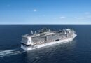 MSC Meraviglia Is Christened by Godmother Sophia Loren