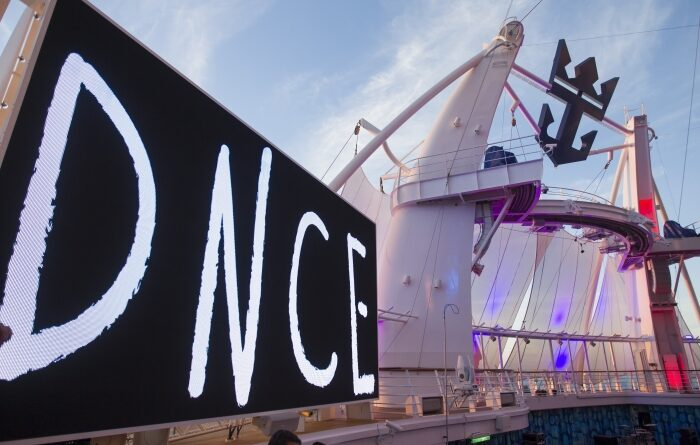 Royal Caribbean DNCE Total Eclipse Cruise