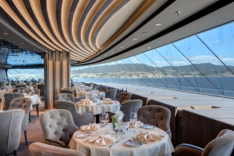 MSC Meraviglia, MSC Yacht Club