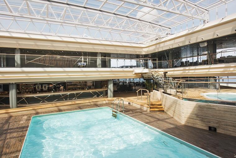 MSC Meraviglia, Bamboo Pool