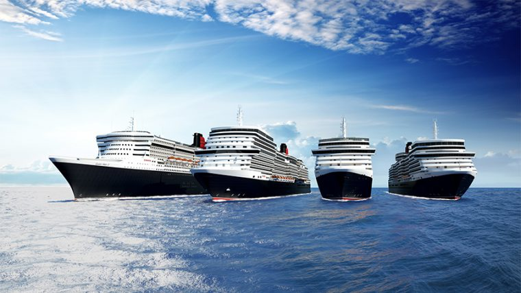 New Cunard Ship To Join The Three Queens