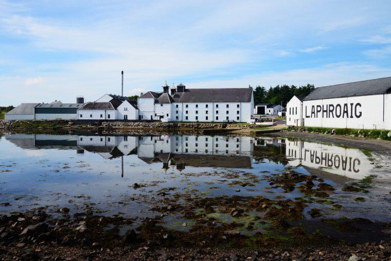 Islay-Jura Distilleries, Laphroaig BRIAN MAXTED (2)