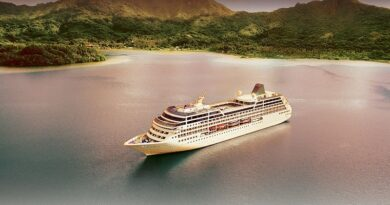 P&O Cruises' Adonia